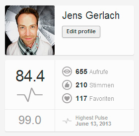 Bewertung: Jens