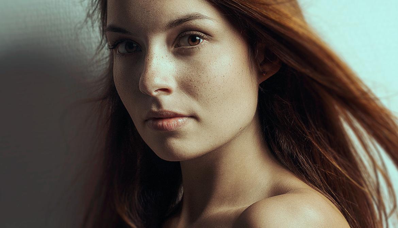 Portrait- und Beauty-Retusche