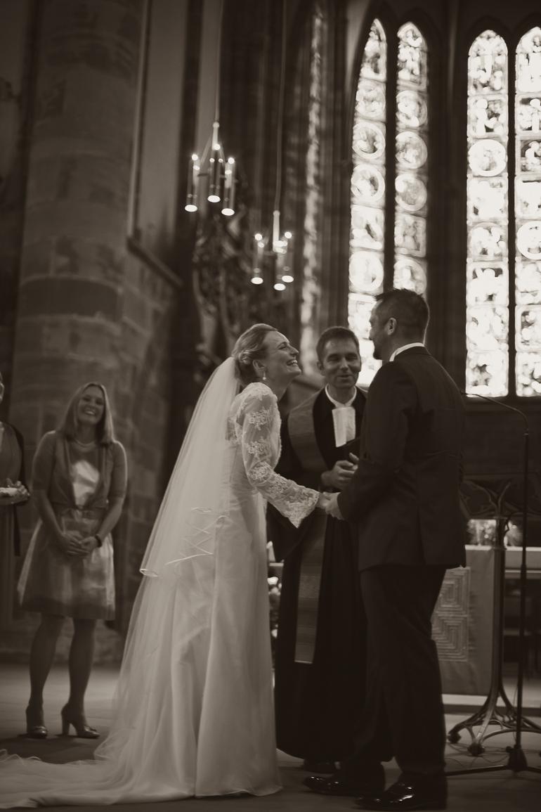 Ich liebe es wenn das Brautpaar so glücklisch ist