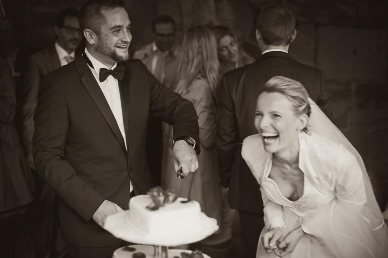 Ein wunderbares Beispiel für eine Hochzeitsreportage