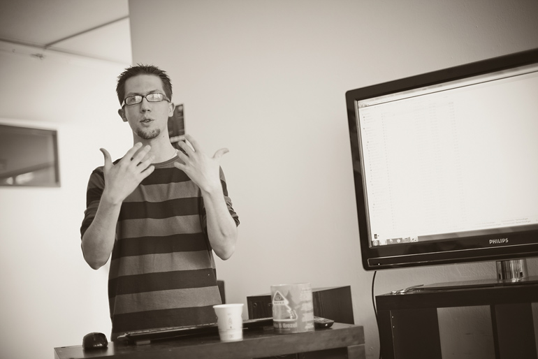 Fotografie Workshop im Studio