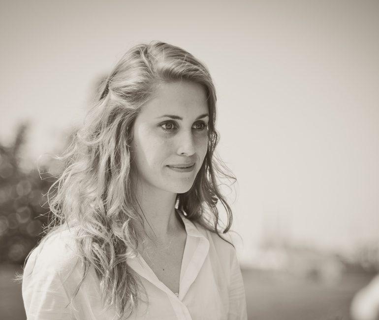 Isabel Meyer, Making Of Fashion Shooting, Luxemburg