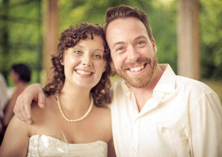 Die schöne Braut und der Hochzeitsfotograf Jens Gerlach