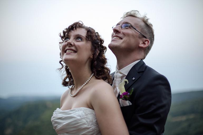 klassisches Brautpaar Shooting