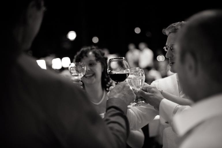 Hochzeit Reportage die Hochzeitsfeier