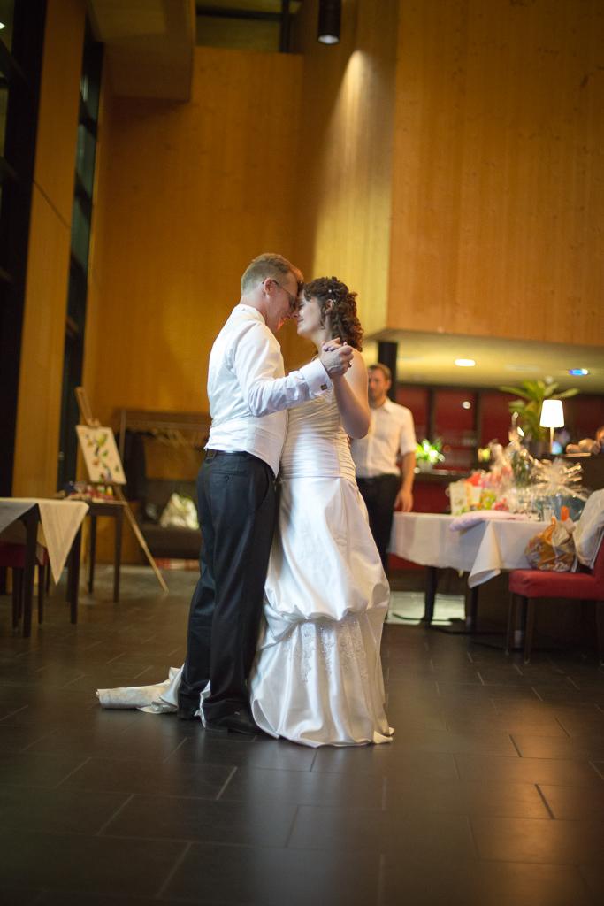 Hochzeitsreportage der Hochzeitstanz