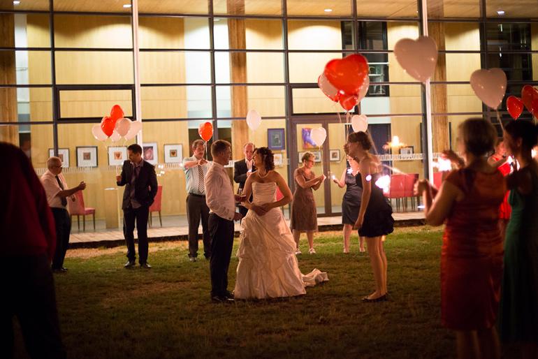 Hochzeitsreportage Die Hochzeitsfeier
