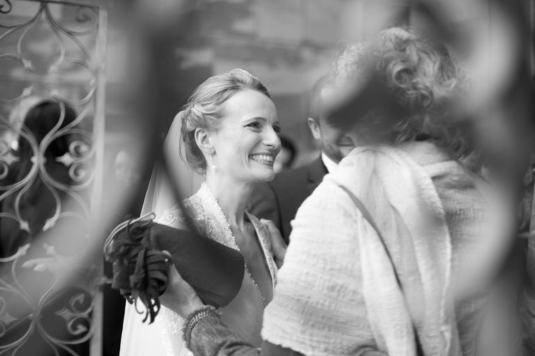 Hochzeitsreportage die Braut