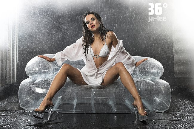 Sexy Portrait Shooting Jamari Lior