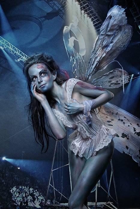 Fantasy Fashion Editorial