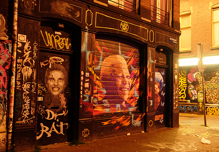 Streetart Streetfotografie