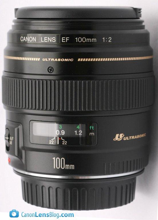 Canon Objektiv 100mm