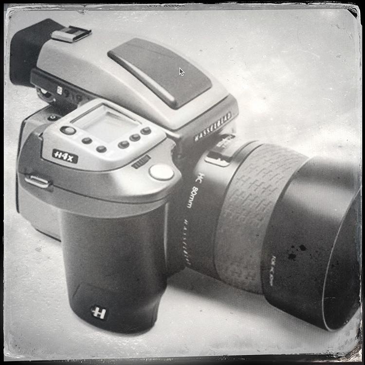 Fotoapperat Hasselblad H4x