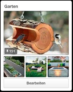 Inspiration für den Garten