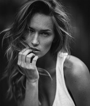 Outdoor Available Light Portrait Jean Noir